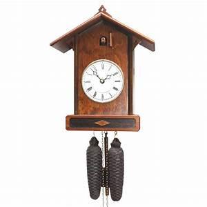 Romach und Haas Craftsman Cuckoo Clock with 8 Day Movement