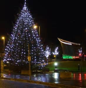 port glasgow christmas lights 169 thomas nugent geograph