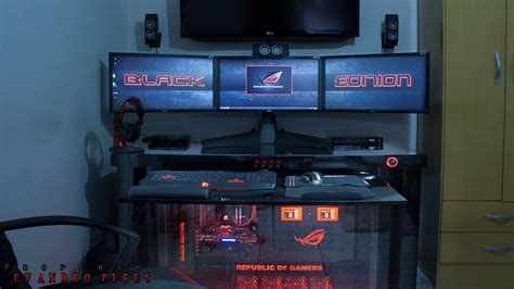 pc de bureau gaming mod un bureau de chef modding fr