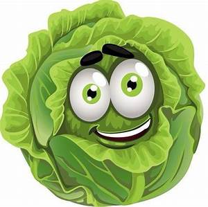 Cabbage clipart cute - Pencil and in color cabbage clipart ...