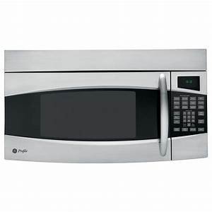 Shop GE Profile 1 8-cu ft Over-the-Range Microwave with