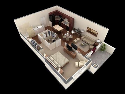 appartement 1 chambre plan 3d appartement 1 chambre 38