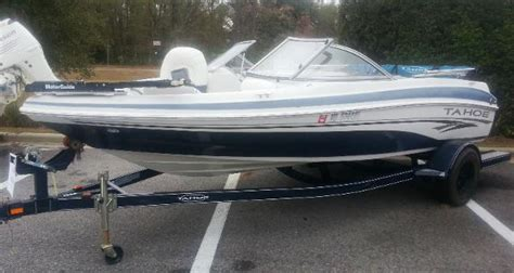 Tahoe Boats For Sale Louisiana by Tahoe Q 4 Boats For Sale In Louisiana