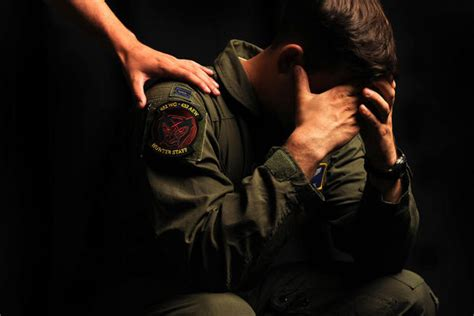persons ptsd  affect   family militarycom