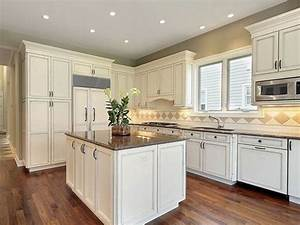 sherwin williams antique white kitchen cabinets antique With kitchen colors with white cabinets with vintage wall art for kitchen