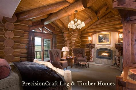 photo of log home bedrooms ideas handcrafted log home by precisioncraft log homes bedroom