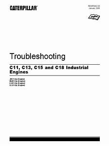 Renr5042 C11 C13 Troubleshooting