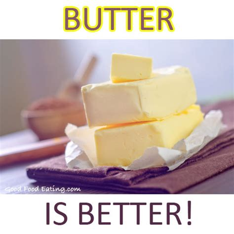 Which Is Healthier Butter Or Margarine?