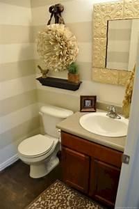 Cute paint ideas for a small bathroom 1 home interior for Lovable paint ideas for a small bathroom