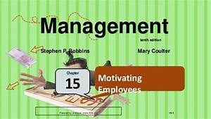 Chapter 15management10theditionbyrobbinsandcoulter