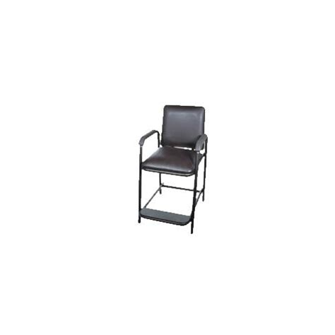 drive brown vein hip high chair chairs
