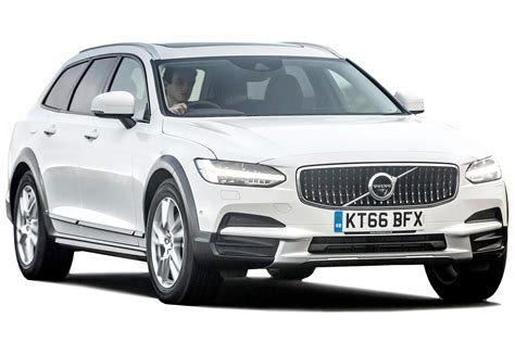 Volvo V90 Cross Country Estate Review Carbuyer