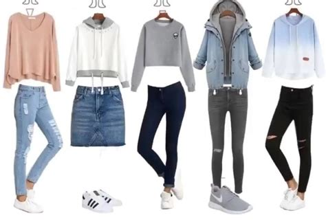 50+ cute school outfits for 2018 - myschooloutfits.com