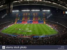 Barcelona, Spain, FC Barcelona vs Real Madrid at the Camp