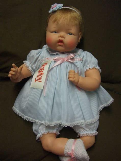 beautiful vintage ideal ott  thumbelina doll sims