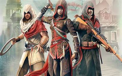 Creed Chronicles Assassin Games Wallpapers Sidescroller Cool