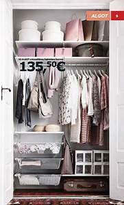 Ikea Meuble Dressing : petit dressing ikea ~ Dode.kayakingforconservation.com Idées de Décoration