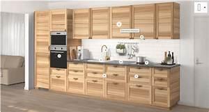 Ikea Plan De Cuisine : cuisine quip e ou am nag e cuisines pas cher sur mesure ikea ~ Farleysfitness.com Idées de Décoration