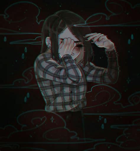 Anime Girl Sad Pfp Idalias Salon