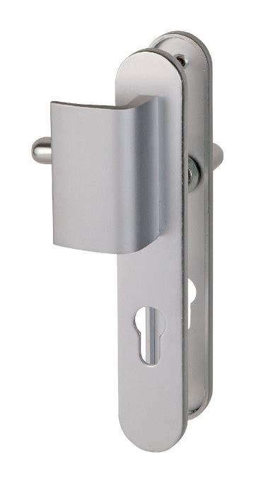 poignee de porte pvc a cle poign 233 e de porte exterieur