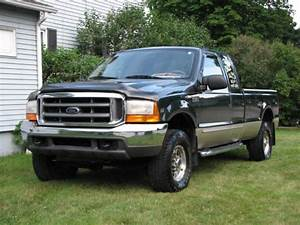 2000 Ford F250 Super Duty 4x4 Lariat Truck New Motor  5th