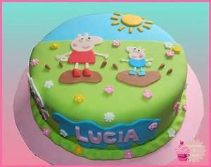 Fotos Para Torta De Pepa Pig tortas infantiles peppa pig