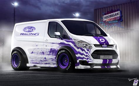 durci design ford transit supervan