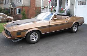 1973 FORD MUSTANG CONVERTIBLE - 125247