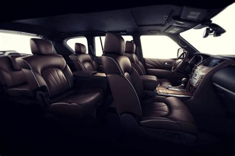 infiniti qx80 2020 interior next 2020 infiniti qx80 hosts astonishing design