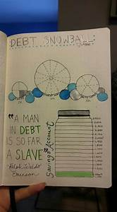Debt Free Charts 10 Awesome Ways To Use A Bullet Journal For Budgeting
