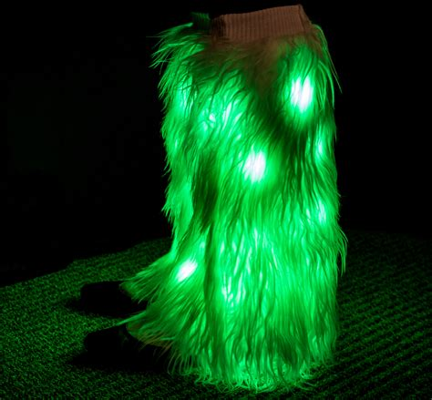 To Light by Light Up Leg Warmers Eternity Led