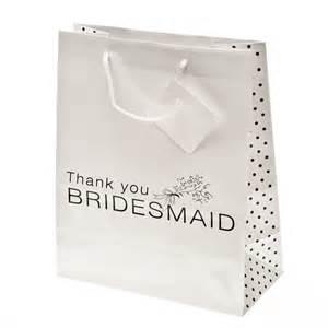 bridesmaid bags cheap bridesmaid gift bags