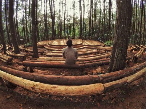 destinasi  wisata seribu batu songgo langit yogyakarta