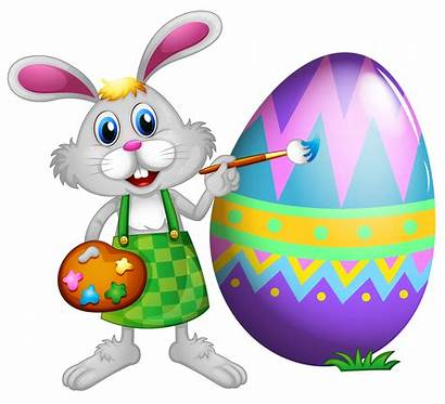 Easter Transparent Bunny Background Clipart Clip Library