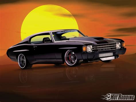 Classic Car Wallpaper Set As Background by 1972 Chevy Chevelle Wallpaper And Background Image