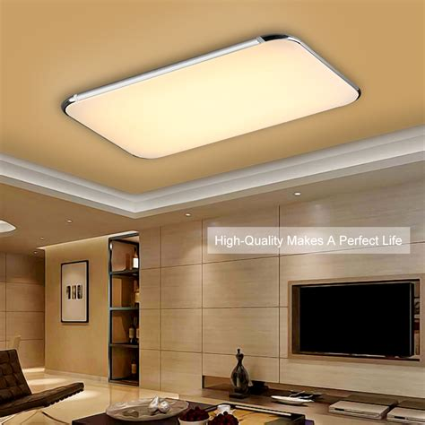 living room lighting ideas no overhead 40w led ceiling light fixture l flush mount room