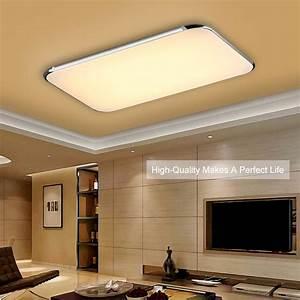 W led ceiling light fixture lamp flush mount room