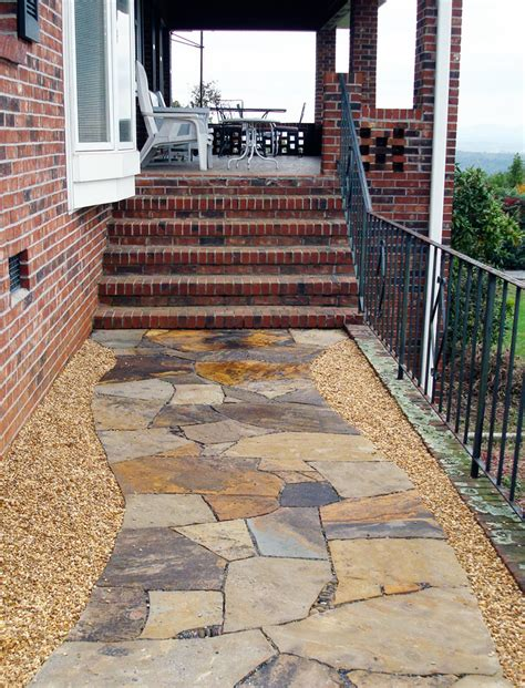 flagstone steps cost flagstone patios and pathways hammerhead stoneworkshammerhead stoneworks