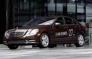 Mercedes Classe C Hybride : l 39 e400 la mercedes classe e hybride pour les am ricains ~ Maxctalentgroup.com Avis de Voitures