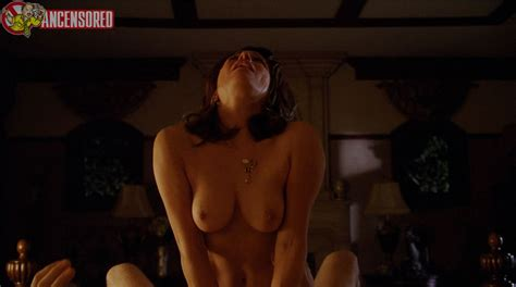 Naked Alanna Ubach In Hung