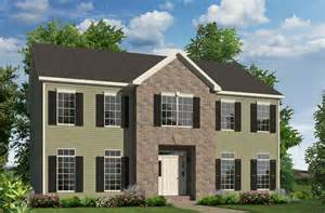 two story homes meadowview two story style modular homes