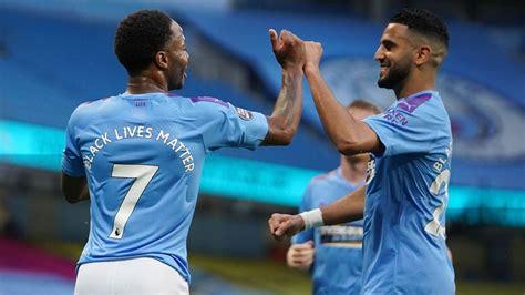 Man City vs Arsenal 3-0 Video Highlights & Goals 17/06/2020