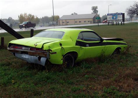 1970 Challenger Needing Rescue   Mopar Blog