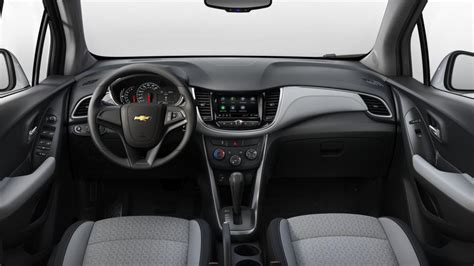 chevrolet trax interior colors gm authority