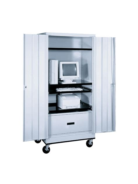 mobile computer cabinet  nationwide industrial supply llc