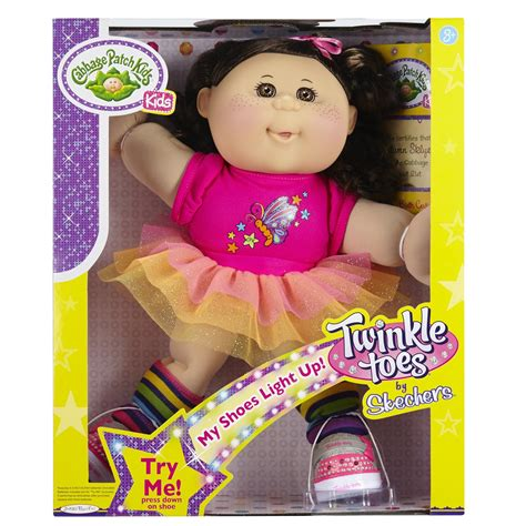 Amazon com: Cabbage Patch Kids Twinkle Toes: Caucasian