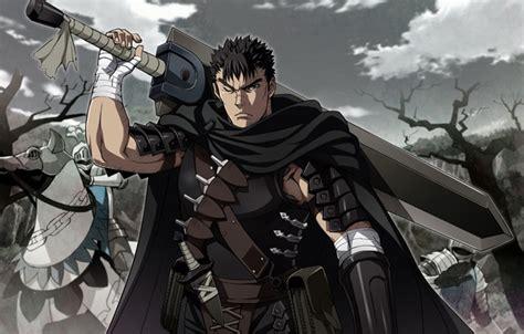 Wallpaper Sword Armor Anime Man Ken Blade Berserk