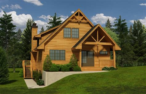 cabin house plans home design
