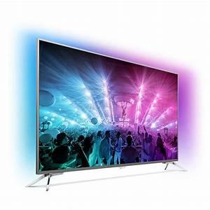 "55"" Ultra HD LED LCD TV, Philips, 55PUS7101/12  Tv"
