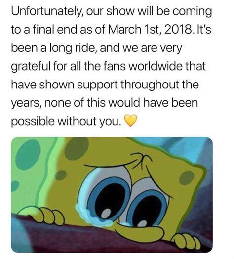 goodbye spongebob meme  goldage memedroid